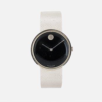 "MOVADO, ""The Museum Watch"", armbandsur, 30 mm."