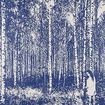 ERIC HYNYNEN, acrylic on canvas, a tergo signed.