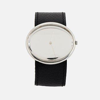 GEORG JENSEN, wristwatch, 33 x 40 mm.