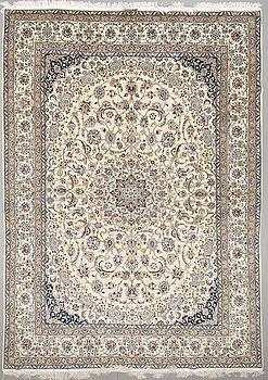 MATTA, Nain, part silk, sk 9 LAA, ca 408 x 295 cm.