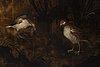 OkÄnd konstnÄr, målning, olja på pannå, signerad, kina, 1900-talets mitt.