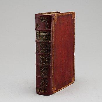 BOK, John Baskerville, förstautgåva, London, 1760.