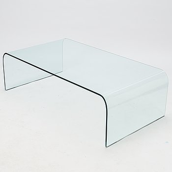 "A 21 st century coffee table ""Pont"" for Lignet Roset."