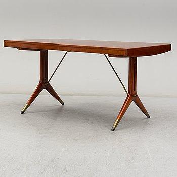 "DAVID ROSÉN, a""Napoli"", dining table, Nordiska Kompaniet NK, 1950-/60s."