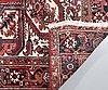 A heriz rug, 324 x 268 cm