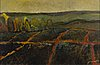 Kosti ahonen, oil on board, signed and dated  72