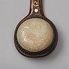 A large ruyi sceptre, qing dynasty (1664-1912).