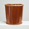 """Hans j wegner, a paper basket, model """"b51"""" plan møbler, denmark 1940's."""