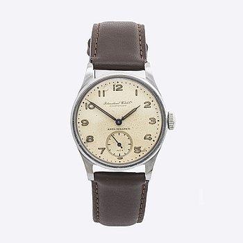 """INTERNATIONAL WATCH Co, Schaffhausen, """"IWC"""", armbandsur, c:a 31 mm."""