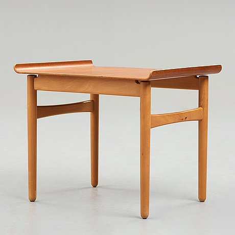 """Hans j wegner, """"skalsæt"""", soffa, stol och bord, fritz hansen, danmark 1950-tal."""