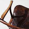 Hans j wegner, kinastol,  johannes hansen, danmark omkring 1944-45.