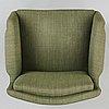 Hans j wegner, a sofa and easy chair for johannes hansen, denmark 1940´s