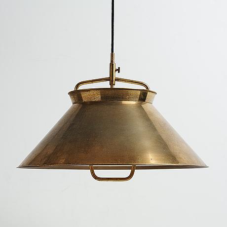 "Hans j wegner, taklampa, ""jh1"", johannes hansen, danmark, 1950-60-tal."