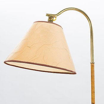 PAAVO TYNELL, A FLOOR LAMP, model 9609, Taito Oy, mid 20th century.