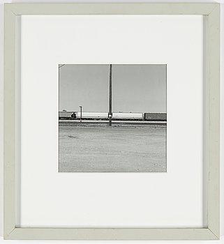 GERRY JOHANSSON, gelatinsilverfotografi, signerat och daterad 1996/98 a tergo.