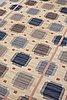 "Märta måås-fjetterström, a carpet, ""blåplump"", flat weave, ca 399 x 184,5-186 cm, signed ab mmf."
