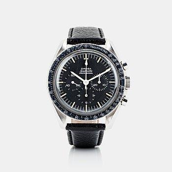 11. OMEGA, Speedmaster, chronograph.