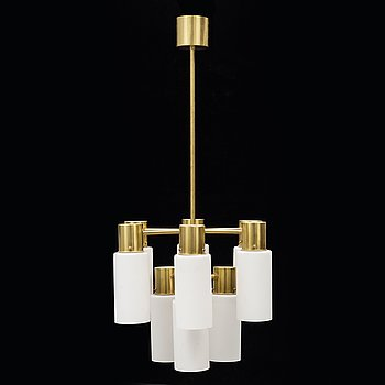 HANS-AGNE JAKOBSSON, a ceiling light, late 20th century.