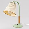 Paavo tynell, a 1930s table lamp for taito finland