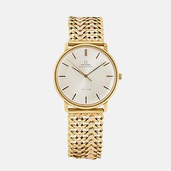 OMEGA, De Ville, armbandsur, 33,5 mm.