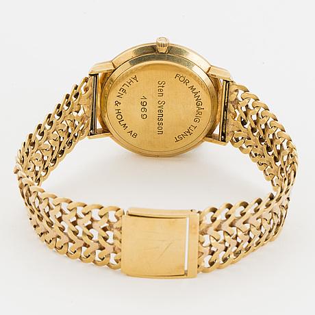 Omega, de ville, armbandsur, 33,5 mm