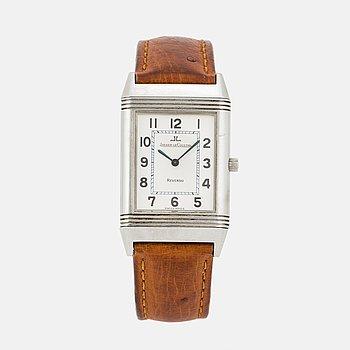JAEGER-LE COULTRE, Reverso Classique, armbandsur, 23,5 x 33,5 (38,5) mm.