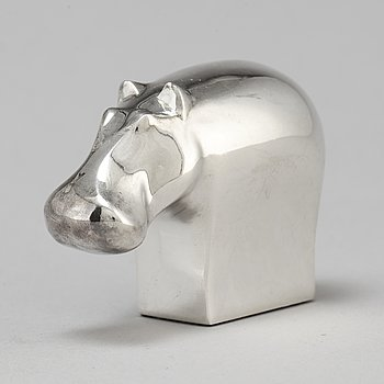 GUNNAR CYRÉN, skulptur, zink, Dansk Designs, Japan.