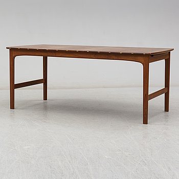 A 1960s coffee table by Yngvar Sandström, Seffle Möbelfabrik.