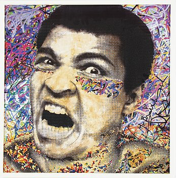 MR BRAINWASH (THIERRY GUETTA), offset, signed in print.