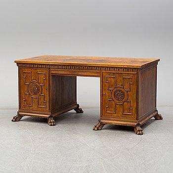 A 1930s desk.
