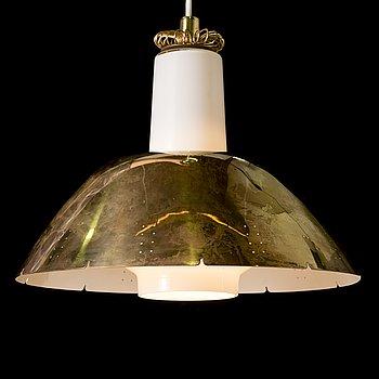 PAAVO TYNELL, Mid 20th Century 'K2-20' pendant light by Idman.