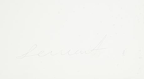 Lennart olson, silver gelatin print mounted on paper cardboard.