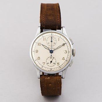 BREITLING, chronograph, 35 mm.