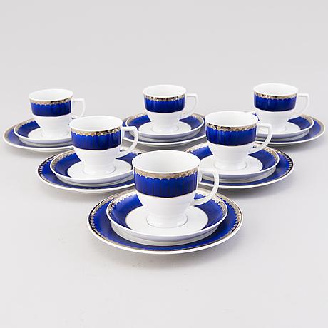 'marianne' tableware, incl coffee cups