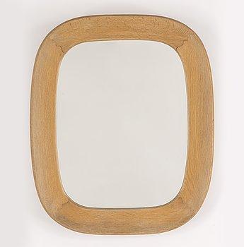 P A ARGÉN, an oak framed Swedish Modern Mirror from Nybro.
