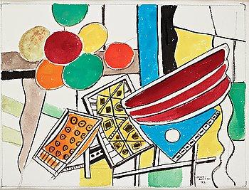 """384. Fernand Léger, """"Les ballons""""."""