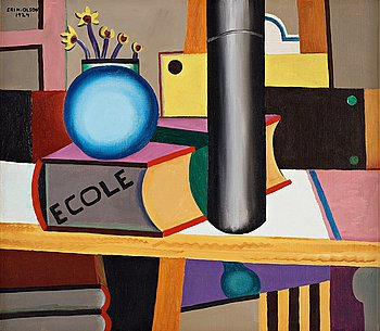 "389. Erik Olson, ""Ecole""."