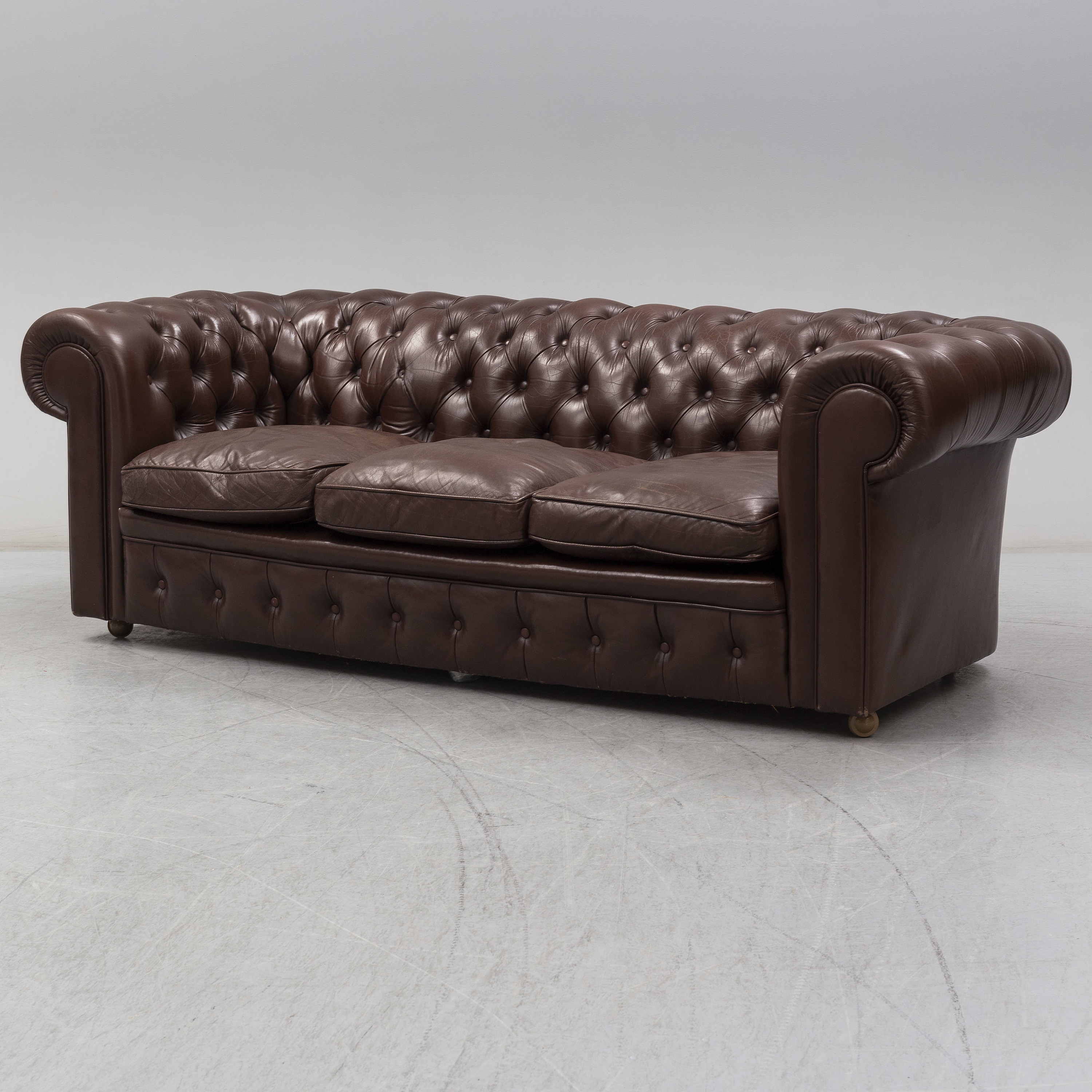 A Second Half Of The 20th Century Sofa Artistic Upholstry