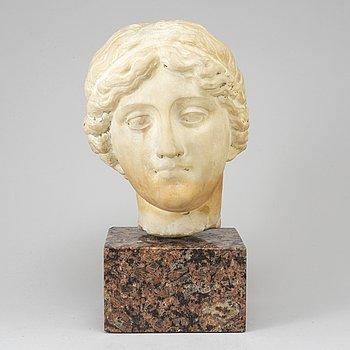 BYST, 1900-tal, marmor.