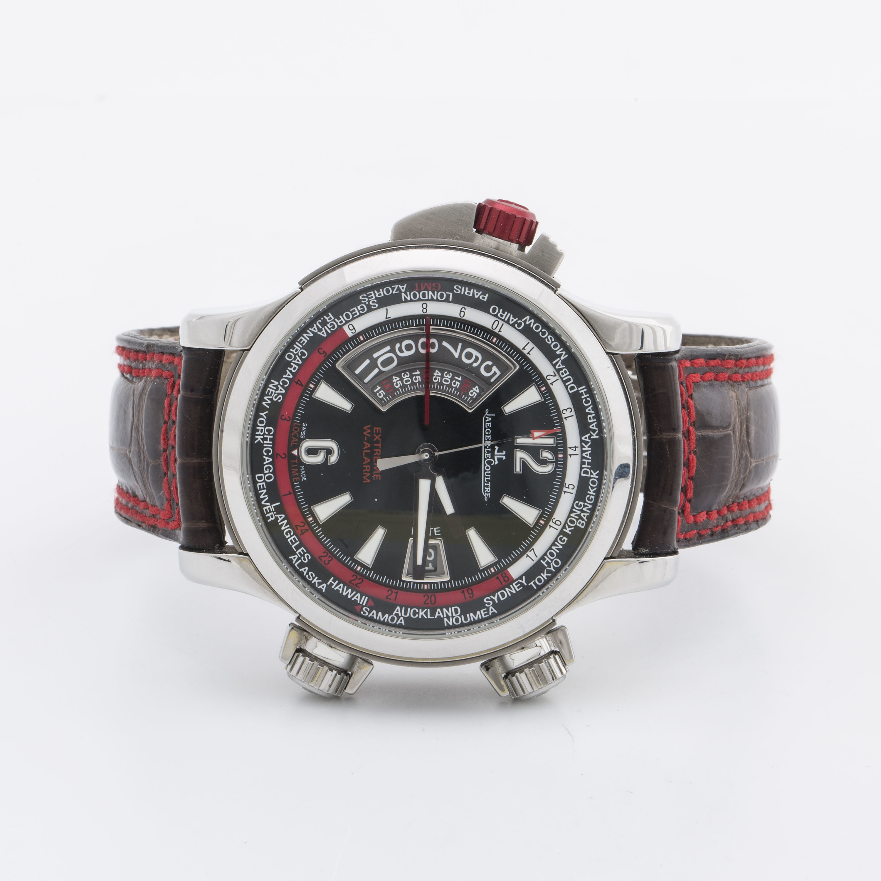 JAEGER-LECOULTRE, Master Compressor, Extreme W-Alarm