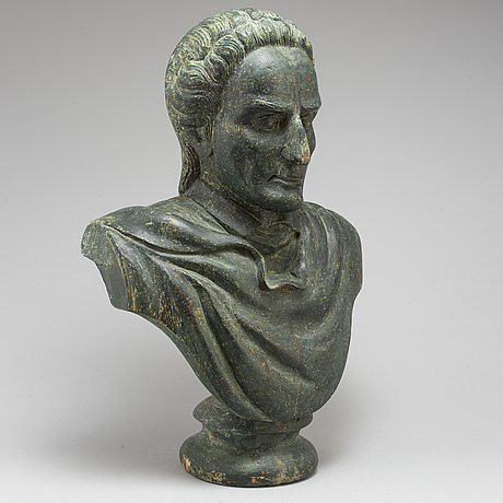 Sculpture, wood, 19th centyry.