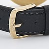 Longines, armbandsur, 18 k, 1960 tal, 33 mm