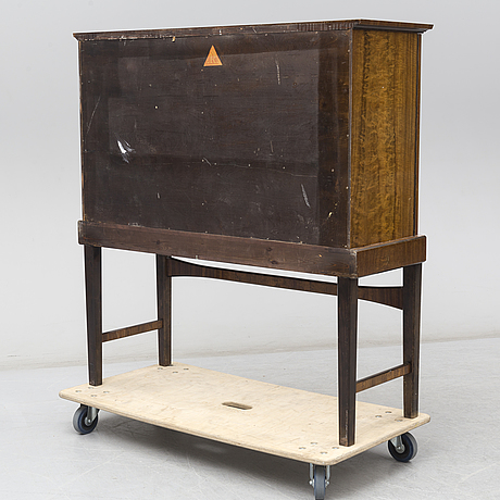 "SkÅp, swedish modern, ""tahiti"", reiners möbler, mjölby, 1930 tal"