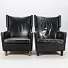 Hellevi ojanen, a 1960s '503' armchairs for artek