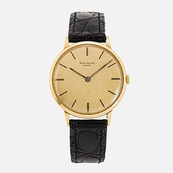 PATEK PHILIPPE, wristwatch, 33 mm.