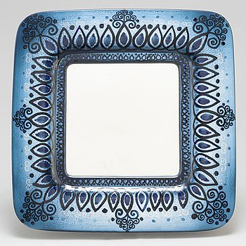 HILKKA-LIISA AHOLA, a porcelain mirror from Arabia, Finland.
