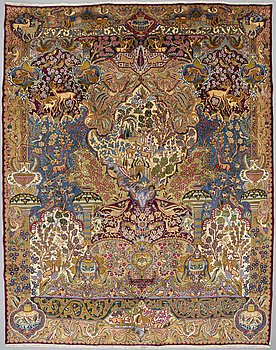 MATTA, Kashmar, ca 393 x 304 cm.
