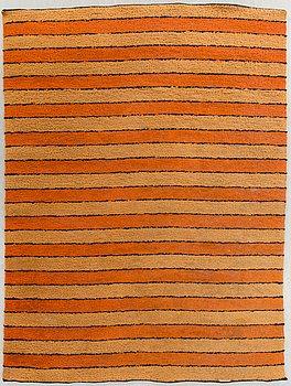 MATTA flossa 1970-tal ca 213 x 127 cm dubbelsidig.