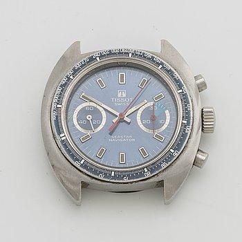 TISSOT, Seastar Navigator, wristwatch, late 1960's.