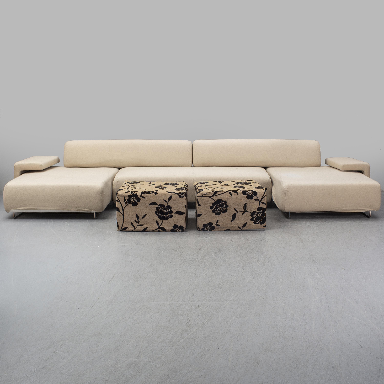 Tremendous A Lowland Sofa By Patricia Urquiola For Moroso Italy Interior Design Ideas Skatsoteloinfo